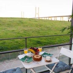 Апартаменты Apt In Lisbon Rio Apartments - Parque das Nações балкон