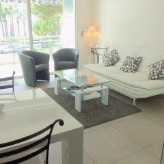 Апартаменты Studio Palm Beach комната для гостей фото 2