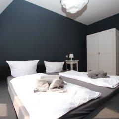 Апартаменты Boutique Apartments Leipzig комната для гостей фото 5