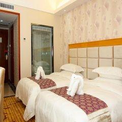 Отель Xiamen Plaza Сямынь комната для гостей фото 3