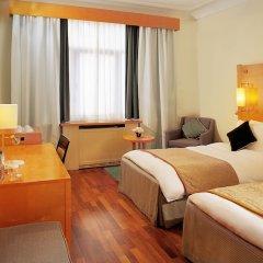 Отель DoubleTree by Hilton Brussels City Бельгия, Брюссель - 2 отзыва об отеле, цены и фото номеров - забронировать отель DoubleTree by Hilton Brussels City онлайн комната для гостей фото 4