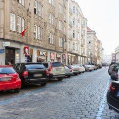 Отель Old Town Prague Chez moi Прага парковка