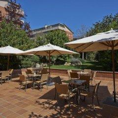 Отель NH Porta Barcelona гостиничный бар
