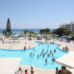 Отель Odessa Beach Протарас бассейн фото 2