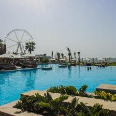 Отель Rixos Premium Дубай бассейн фото 2