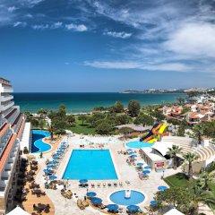 Отель Batihan Beach Resort & Spa - All Inclusive бассейн
