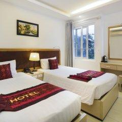 Отель Ruby Tran Phu Street Нячанг комната для гостей фото 4