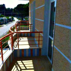 Отель Glava Aparatments балкон