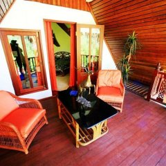 Отель Coco Palace Resort Пхукет балкон