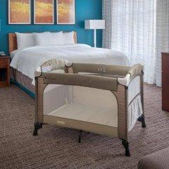 Отель Residence Inn by Marriott Newark Elizabeth/Liberty International Airpo США, Элизабет - отзывы, цены и фото номеров - забронировать отель Residence Inn by Marriott Newark Elizabeth/Liberty International Airpo онлайн с домашними животными
