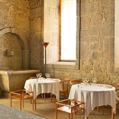 Отель Pousada Mosteiro de Amares питание