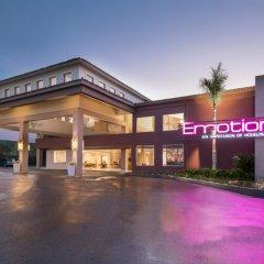 Отель Emotions by Hodelpa - Playa Dorada парковка