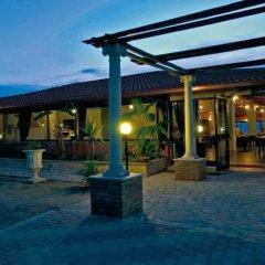 Отель Napeto Village Пиццо бассейн