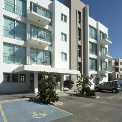 Апартаменты Coralli Spa Протарас парковка