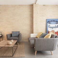 Отель Apartamento Familiar en Extramurs Испания, Валенсия - отзывы, цены и фото номеров - забронировать отель Apartamento Familiar en Extramurs онлайн интерьер отеля фото 2
