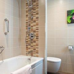 Гостиница Hilton Garden Inn Moscow Новая Рига ванная