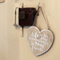 Отель Romantico Oltrarno Италия, Флоренция - отзывы, цены и фото номеров - забронировать отель Romantico Oltrarno онлайн интерьер отеля фото 2