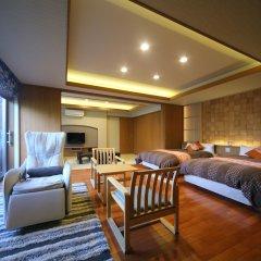 Отель Asagirinomieru Yado Yufuin Hanayoshi Хидзи комната для гостей фото 4