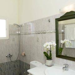 Отель Meli Meli Греция, Остров Санторини - отзывы, цены и фото номеров - забронировать отель Meli Meli онлайн ванная фото 2