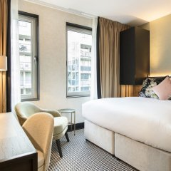 Monet Garden Hotel Amsterdam комната для гостей фото 4