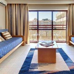 Отель Alba Португалия, Монте-Горду - отзывы, цены и фото номеров - забронировать отель Alba онлайн комната для гостей фото 5