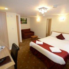 Отель Cranbrook Hotel Великобритания, Илфорд - отзывы, цены и фото номеров - забронировать отель Cranbrook Hotel онлайн фото 2
