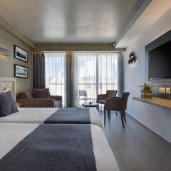 Отель Azur Hotel by ST Hotels Мальта, Гзира - отзывы, цены и фото номеров - забронировать отель Azur Hotel by ST Hotels онлайн комната для гостей фото 2