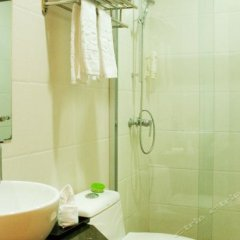 Jinhaibin Hotel ванная