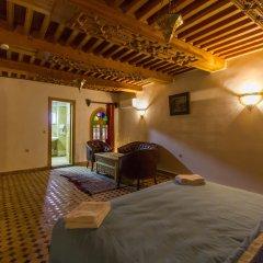 Отель Riad Al Fassia Palace Марокко, Фес - отзывы, цены и фото номеров - забронировать отель Riad Al Fassia Palace онлайн комната для гостей фото 4
