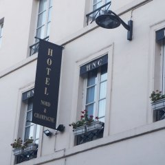 Отель Hôtel Nord Et Champagne Франция, Париж - 14 отзывов об отеле, цены и фото номеров - забронировать отель Hôtel Nord Et Champagne онлайн фото 10