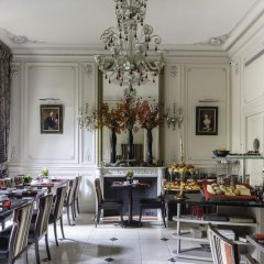 Отель Hôtel Regent's Garden - Astotel питание фото 3