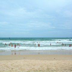 Отель Dessole Sea Lion Nha Trang Resort Кам Лам пляж фото 2