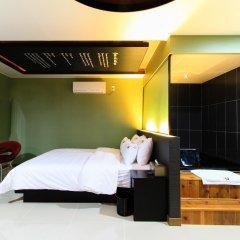 Haeundae ForU Hotel комната для гостей