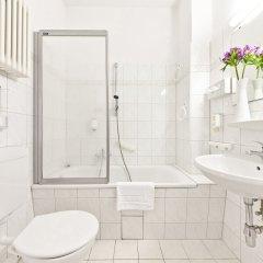 Отель Novum Hotel Franke Германия, Берлин - 9 отзывов об отеле, цены и фото номеров - забронировать отель Novum Hotel Franke онлайн ванная