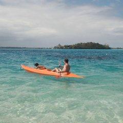 Отель Village Temanuata Французская Полинезия, Бора-Бора - отзывы, цены и фото номеров - забронировать отель Village Temanuata онлайн приотельная территория фото 2