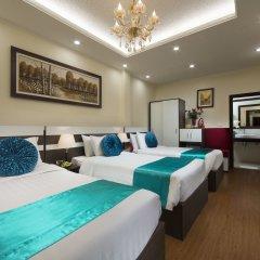 Hanoi Lavender Hotel комната для гостей