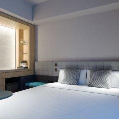 Отель The Royal Park Canvas - Ginza 8 Япония, Токио - отзывы, цены и фото номеров - забронировать отель The Royal Park Canvas - Ginza 8 онлайн комната для гостей фото 4