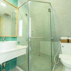 Отель Dalat De Charme Village Resort Далат ванная фото 2
