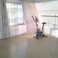 Отель Accra Luxury Lodge фитнесс-зал