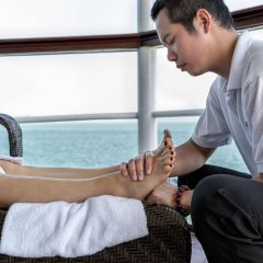Отель Emeraude Classic Cruises Вьетнам, Халонг - отзывы, цены и фото номеров - забронировать отель Emeraude Classic Cruises онлайн спа фото 2