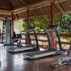 Отель Royal Zanzibar Beach Resort All Inclusive фитнесс-зал