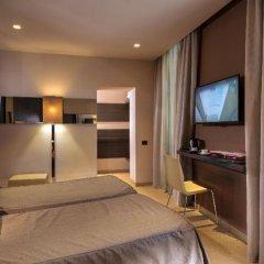 Hotel Condotti 3* Стандартный номер с двуспальной кроватью фото 15