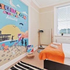 Отель Grand Seaview Apartment Великобритания, Хов - отзывы, цены и фото номеров - забронировать отель Grand Seaview Apartment онлайн детские мероприятия фото 2
