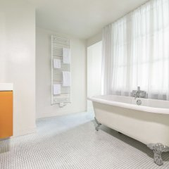 Hotel Vintage Airstream Брюссель ванная