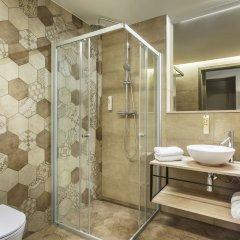 Отель Avenue Legerova 19 Чехия, Прага - отзывы, цены и фото номеров - забронировать отель Avenue Legerova 19 онлайн ванная