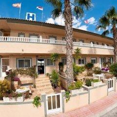 Hotel Costa Blanca Resort Рохалес вид на фасад