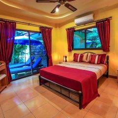 Отель Coconut Paradise Villas комната для гостей фото 3