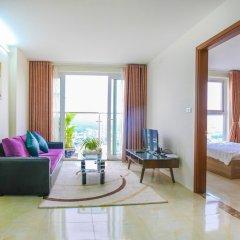 Апартаменты MHG Home Luxury Apartment комната для гостей фото 5