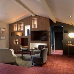Отель la Tour Rose Франция, Лион - отзывы, цены и фото номеров - забронировать отель la Tour Rose онлайн интерьер отеля фото 2