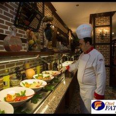 Kleopatra Fatih Hotel Аланья гостиничный бар